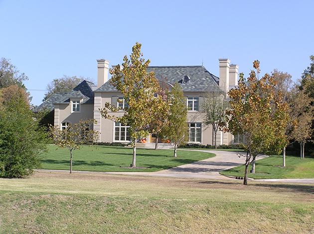Jackie Cooper Residence